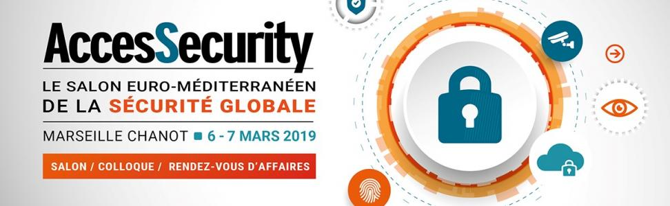 AccesSecurity 2019 Marseille came urbaco Exhibition